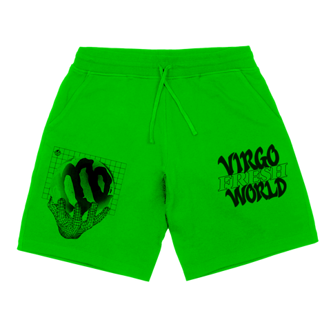 Green Fresh VW Shorts + Digital Album