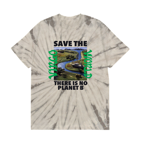 Save the Virgo World T-Shirt + Digital Album
