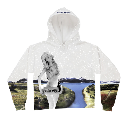 Virgo World Statue Hoodie + Digital Album