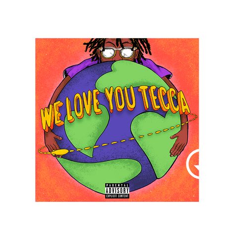 We Love You Tecca Digital Album