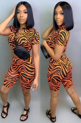 Tiger Eye 2Piece