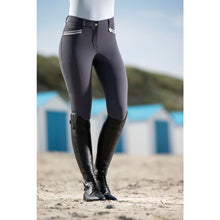 Load image into Gallery viewer, Mondiale Silicone Full Seat Riding Breeches