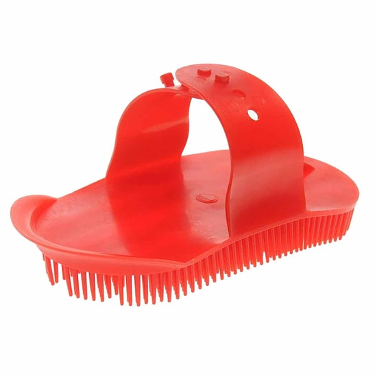 Red Sarvis Curry Comb