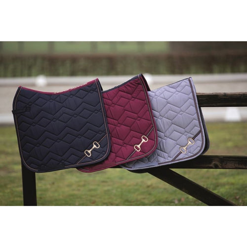 Morello Bit Saddle Pad
