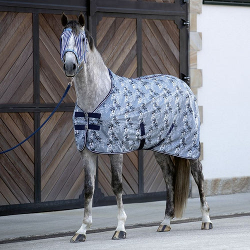 Sole Mio Flowers Fly Rug