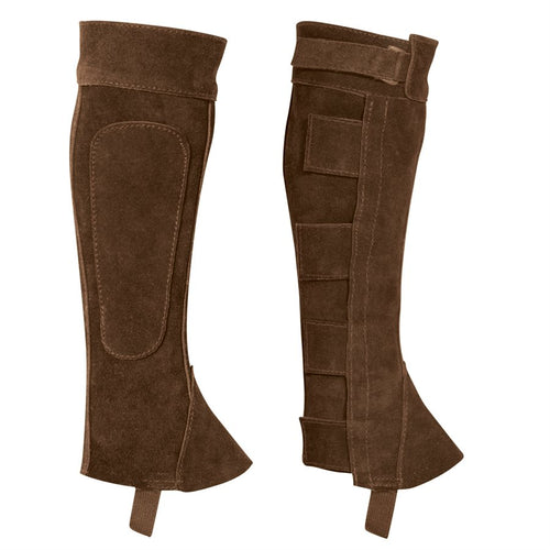 Adult Easy Close Half Chaps
