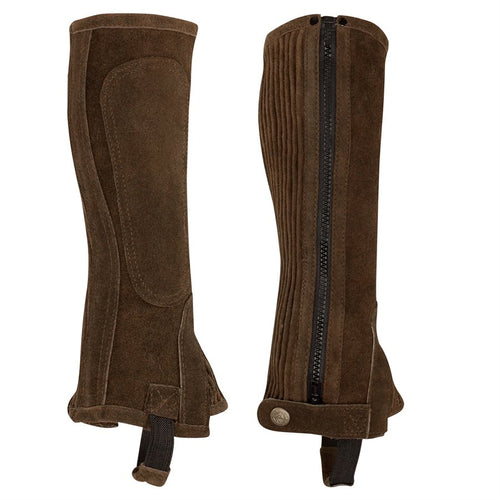 Child's Zipper Half Chaps