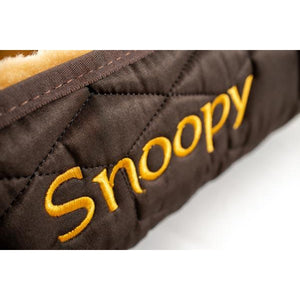 "E.A Mattes Dog Bed ""Snoopy"""