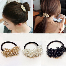 Load image into Gallery viewer, Pearl Hairband