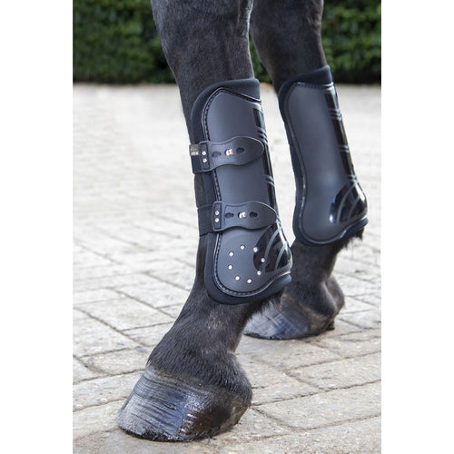 Diamonte Tendon and Fetlock Boot Set