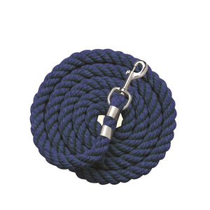 Navy Cotton Lead