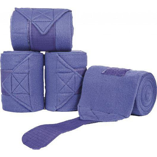 Lilac Polar Fleece Bandages