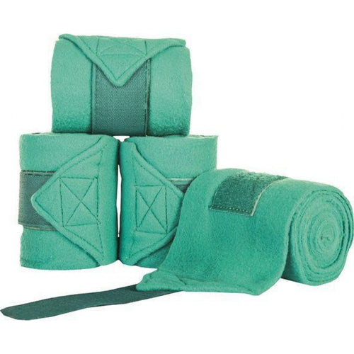Turquoise Polar Fleece Bandages
