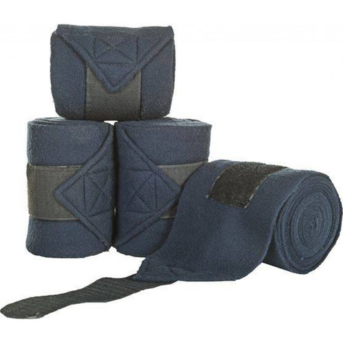 Deep Blue Polar Fleece Bandages