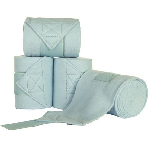 Baby Blue Polar Fleece Bandages