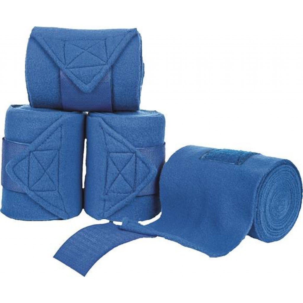 Corn Blue Polar Fleece Bandages