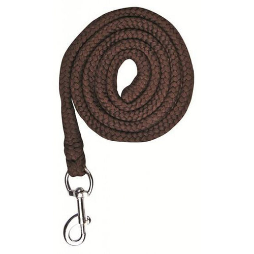Dark Brown lead rope