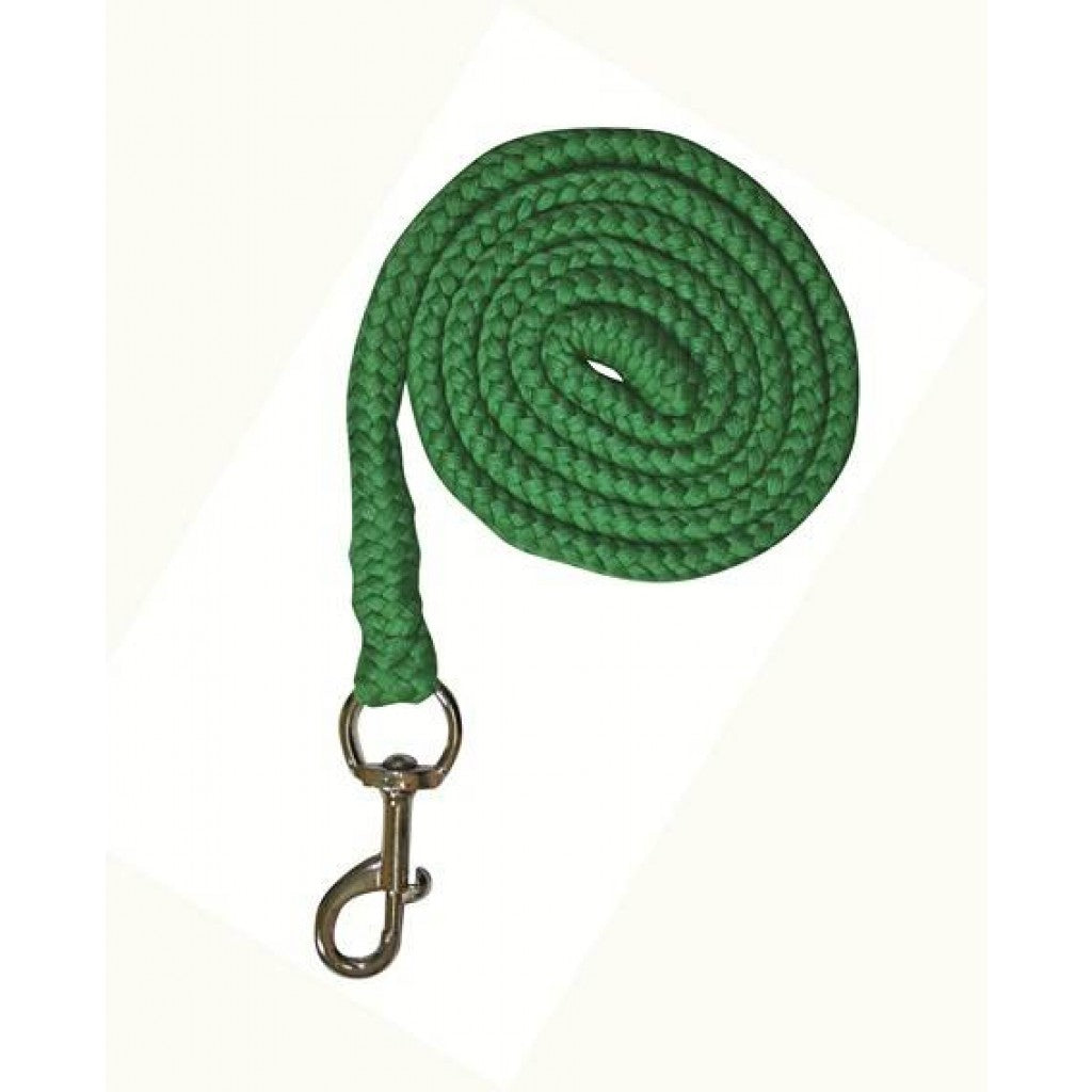 Bright Green lead rope