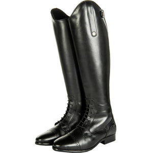Fleece Lined Valencia Riding Boots