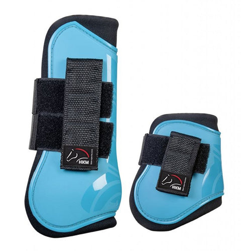 Aqua Tendon and Fetlock Boots - Cob/Full size