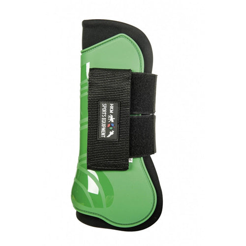 Grass Green Tendon and Fetlock Boots - Full size