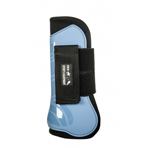Baby Blue Tendon and Fetlock Boots - Full size