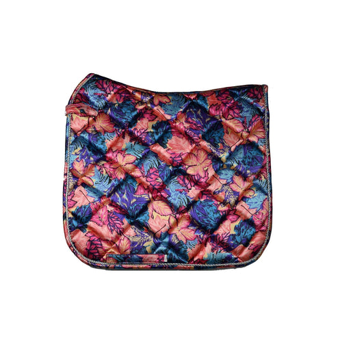 Autumn Leaves Performance Saddle Pad - Dressage