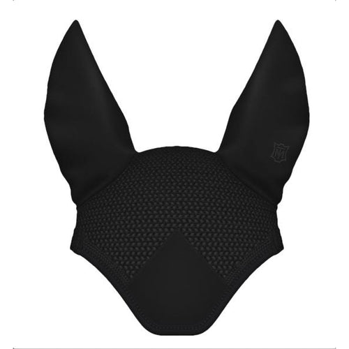 Black Ear bonnet - Large Size