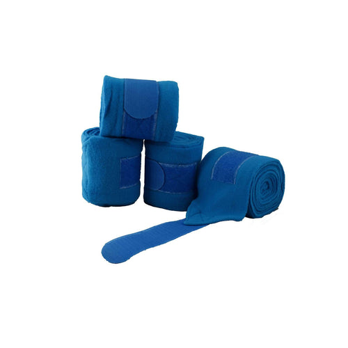 Blue Polar Fleece Bandages