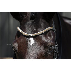Madeline Italian Leather Double Bridle