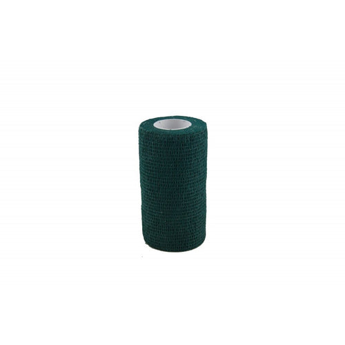 Dark Green Cohesive Bandage