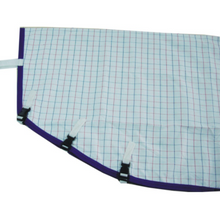 Load image into Gallery viewer, Capriole Equestrian Eco Rose & Royal Blue Polyester Check Combo-Capriole Equestrian-Tacklet