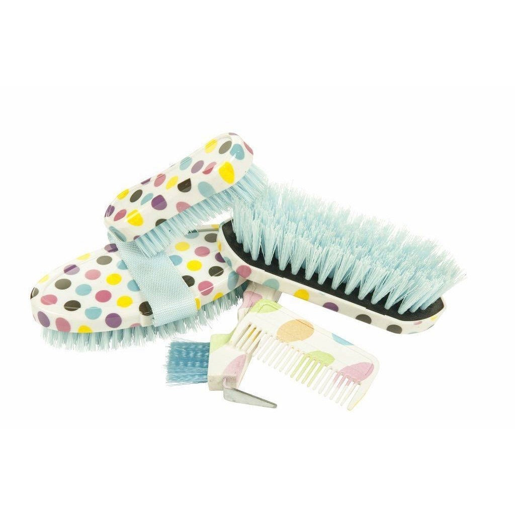 5 Piece Grooming Set - Multicoloured