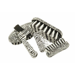 5 Piece Grooming Set - Zebra