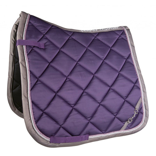 Lilac Golden Gate Bit Saddle Pad