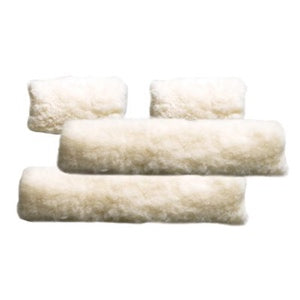 4 Piece Sheepskin Halter Cover