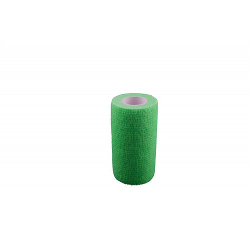 Lime Green Cohesive Bandage