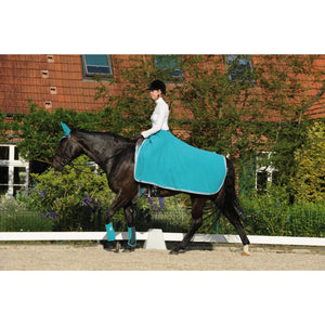 Custom Order - Design your own E.A Mattes Exercise-Rug with rider cut out