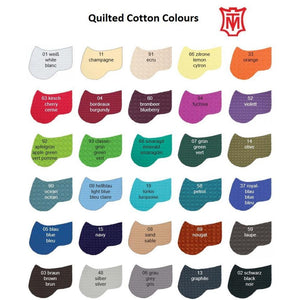 Design your own E.A Mattes Special Short Girth (Quilt)