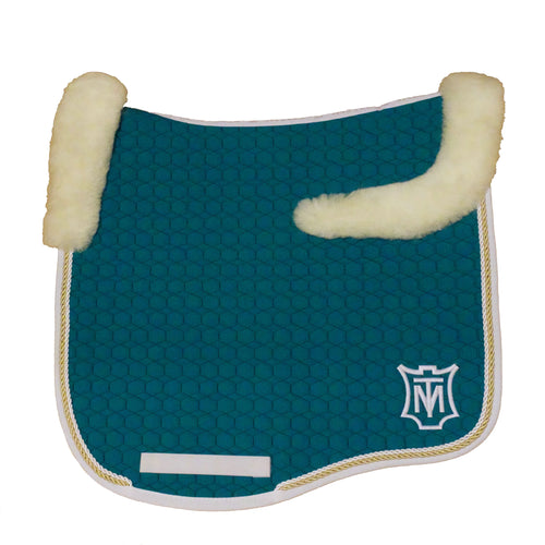 Teal Dressage Eurofit - Large Size - Top Fleece