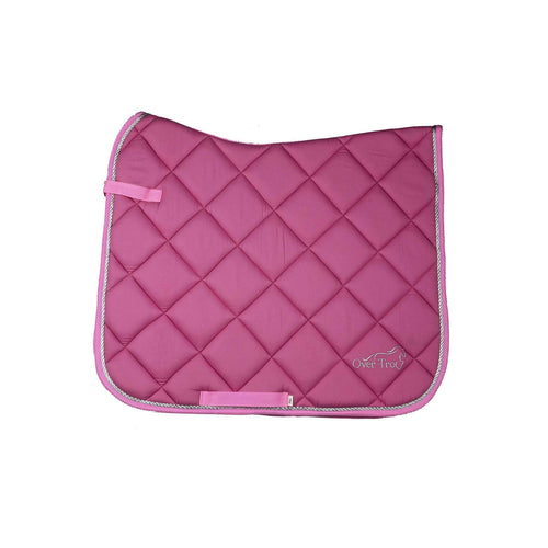 Pink Performance Saddle Pad - Dressage