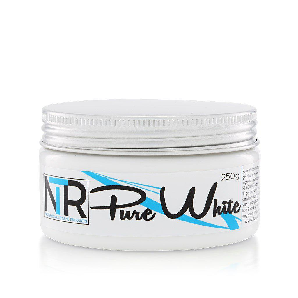 NTR Pure White-Nags to Riches Equestrian-Tacklet