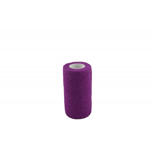 Purple Cohesive Bandage