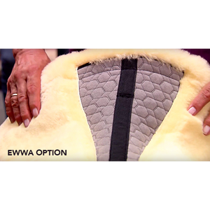 Design your own E.A Mattes Baroque Saddle Pad