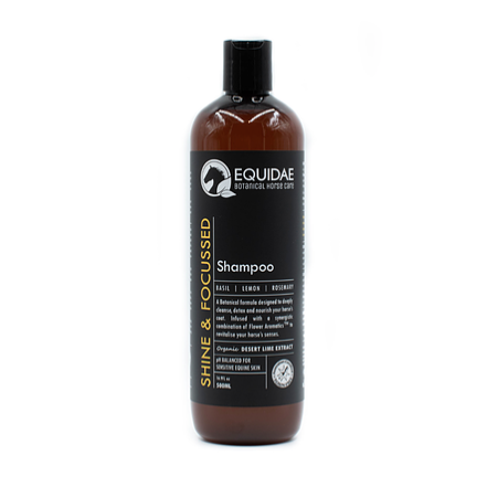 SHINE & FOCUSSED Shampoo - 500ml-Equidae-Tacklet