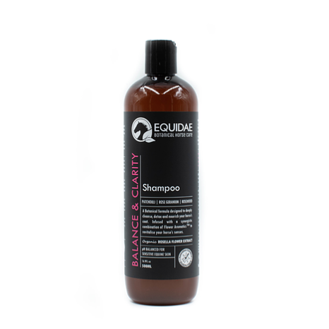BALANCE & CLARITY Shampoo - 500ml-Equidae-Tacklet