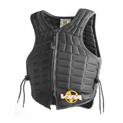 VIPA (Level 1) Body Protector - Medium/Regular/Black