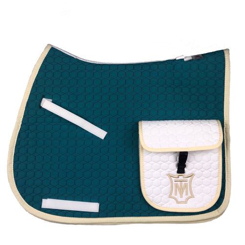 Teal Trekking Pad - All Purpose - Large