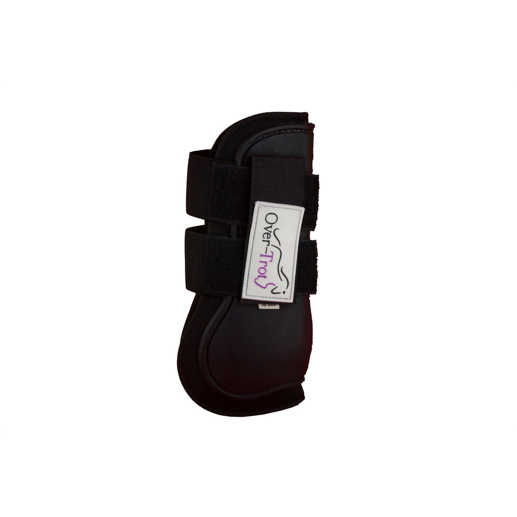 Over-Trot Rubber Jumping Boots - Tendon-Over-Trot-Tacklet