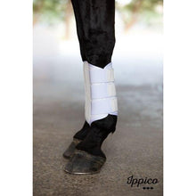 Load image into Gallery viewer, White - Aero Cool Flow Neoprene Brushing Boots - Small size